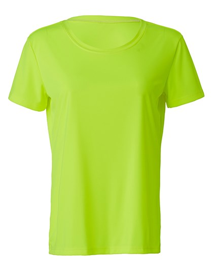 All Sport Women`s Performance Short Sleeve Tee