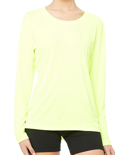 All Sport Women`s Performance Long Sleeve Tee