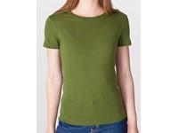 American Apparel Women`s Fine Jersey T-Shirt