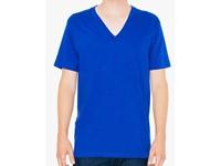 American Apparel Unisex Fine Jersey V-Neck T-Shirt