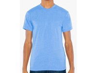 American Apparel Unisex Poly-Cotton Short Sleeve Crew Neck T-Shirt