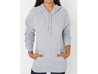 American Apparel Unisex California Fleece Pullover Hooded Sweatshirt