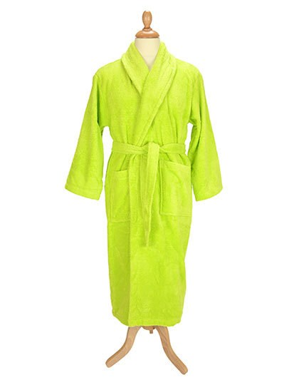 A&R Bathrobe Shawl Collar