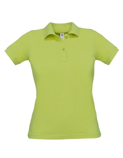 B&C Polo Safran Pure / Women
