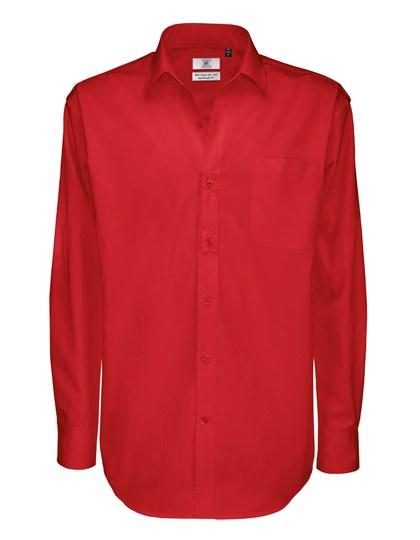 B&C Twill Shirt Sharp Long Sleeve / Men