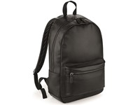BagBase Faux Leather Fashion Backpack