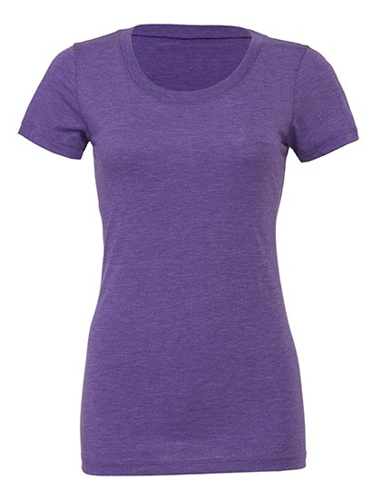 Bella Triblend Crew Neck T-Shirt Woman