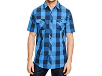 Burnside Buffalo Plaid Woven Shirt