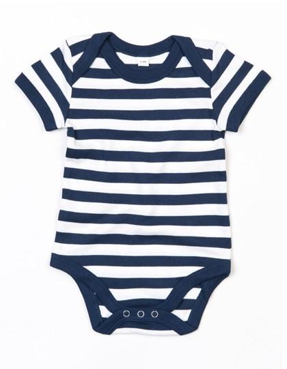 Babybugz Baby Stripy Bodysuit