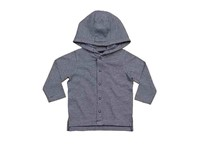Babybugz Baby Striped Hooded T