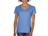 Comfort Colors Ladies` Midweight V-Neck Tee