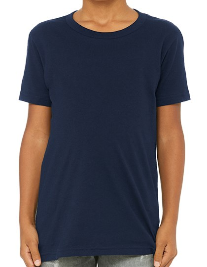 Canvas Youth Jersey Short Sleeve Tee