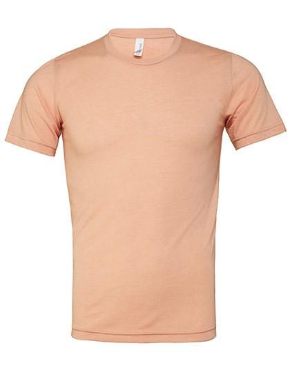 Canvas Unisex Triblend Crew Neck T-Shirt