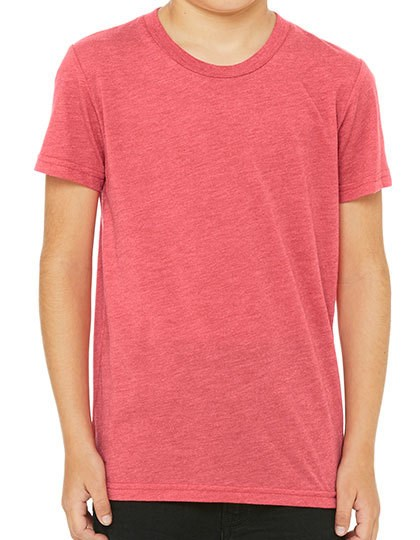 Canvas Youth Triblend Jersey Short Sleeve Tee