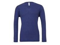 Canvas Unisex Jersey Long Sleeve V-Neck T-Shirt