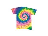 Dyenomite Multi Spiral T-Shirt