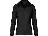 Promodoro Women`s Poplin Shirt Long Sleeve