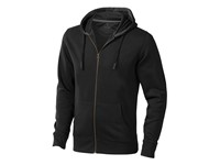Elevate Arora Hooded Full Zip Sweater