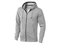 Elevate Arora Hooded Full Zip Sweater