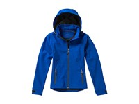 Elevate Langley Ladies` Softshell Jacket