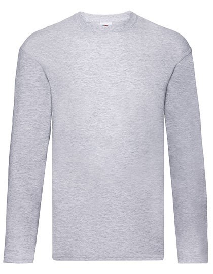 Fruit of the Loom Original Long Sleeve T