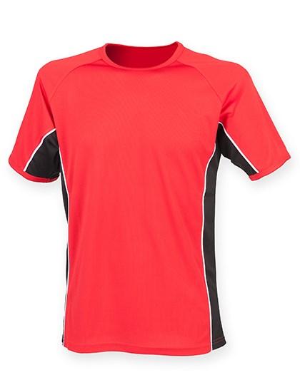Finden+Hales Performance Panel T-Shirt