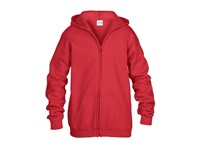Gildan Heavy Blend™ Youth Full Zip Hooded Sweatshirt