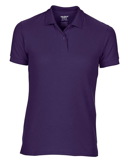 Gildan DryBlend® Ladies` Double Piqué Polo
