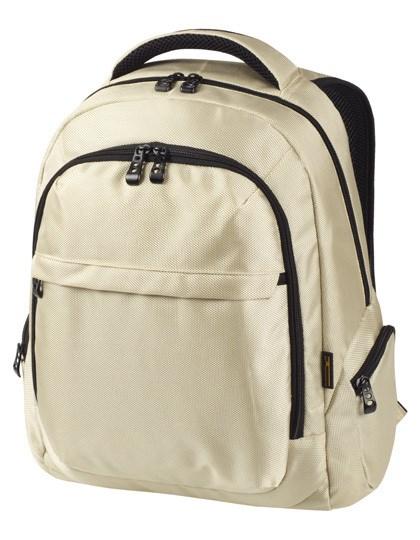Halfar Notebook backpack Mission