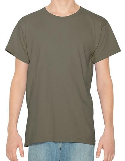 American Apparel Unisex Power Wash Short Sleeve T-Shirt