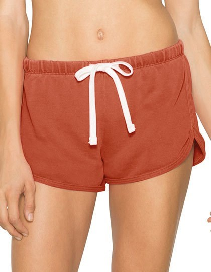 American Apparel Women`s French Terry Running Shorts