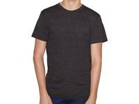 American Apparel Unisex Tri-Blend Track T-Shirt