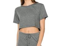 American Apparel Women`s Tri-Blend Scrimmage T-Shirt