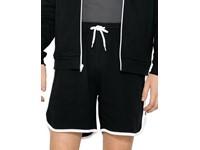 American Apparel Unisex Interlock Basketball Shorts