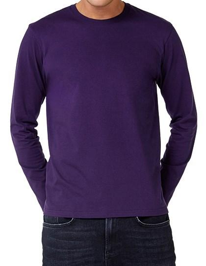 B&C T-Shirt #E190 Long Sleeve / Unisex