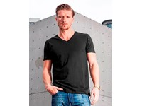 Build Your Brand Light T-Shirt V-Neck
