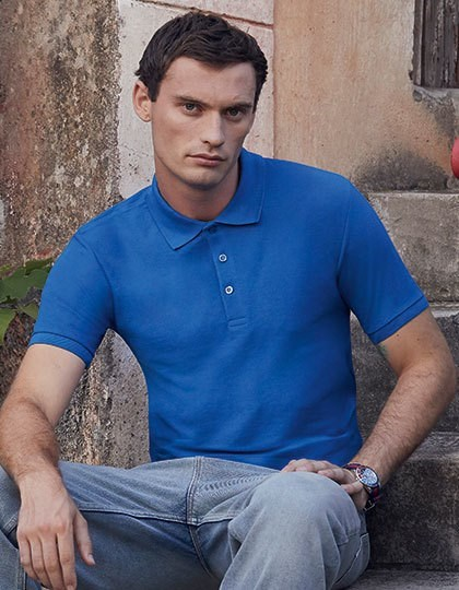 Fruit of the Loom 65/35 Tailored Fit Polo