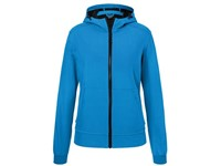 James+Nicholson Ladies` Hooded Softshell Jacket
