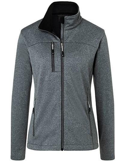 James+Nicholson Ladies` Softshell Jacket