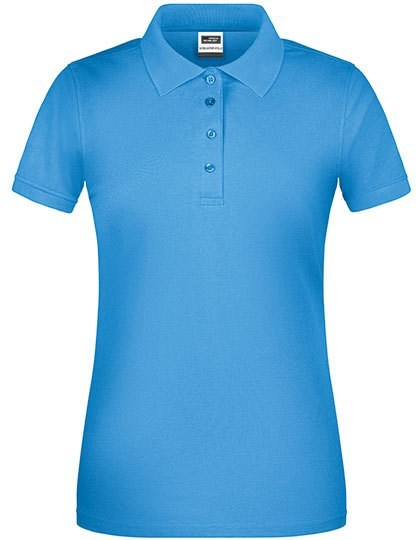 James+Nicholson Ladies` Bio Workwear Polo