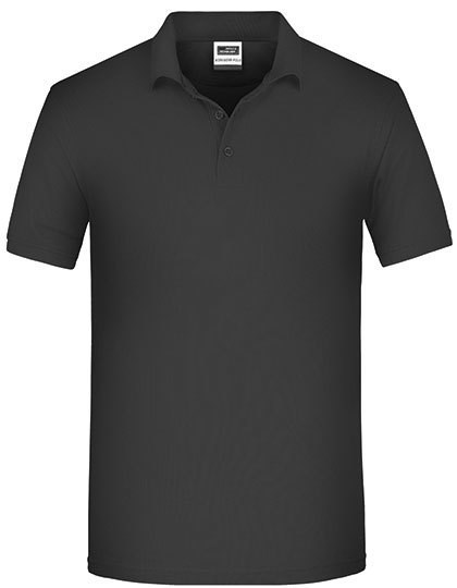 James+Nicholson Men`s Bio Workwear Polo