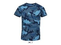 SOL´S Men`s Camo T-Shirt