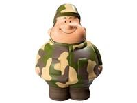 mbw SQUEEZIES® Soldier Bert®