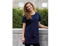Neutral Ladies Long Length T-Shirt