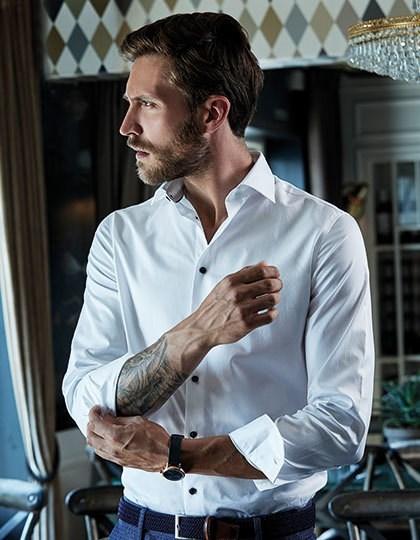 Tee Jays Luxury Shirt Slim Fit