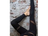 Tombo Ladies` Panelled Legging