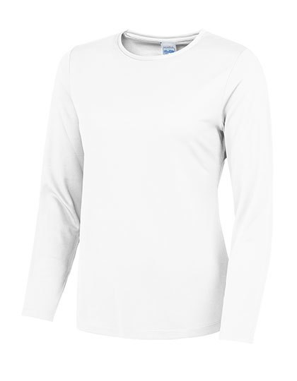 Just Cool Girlie Long Sleeve Cool T