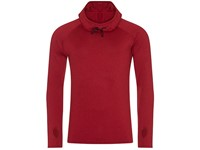 Just Cool Men`s Cool Cowl Neck Top