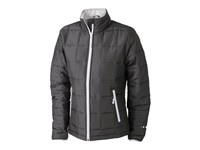 James+Nicholson Ladies` Padded Light Weight Jacket
