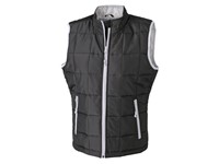 James+Nicholson Ladies` Padded Light Weight Vest